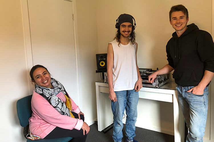 DJ Music Lessons NDIS