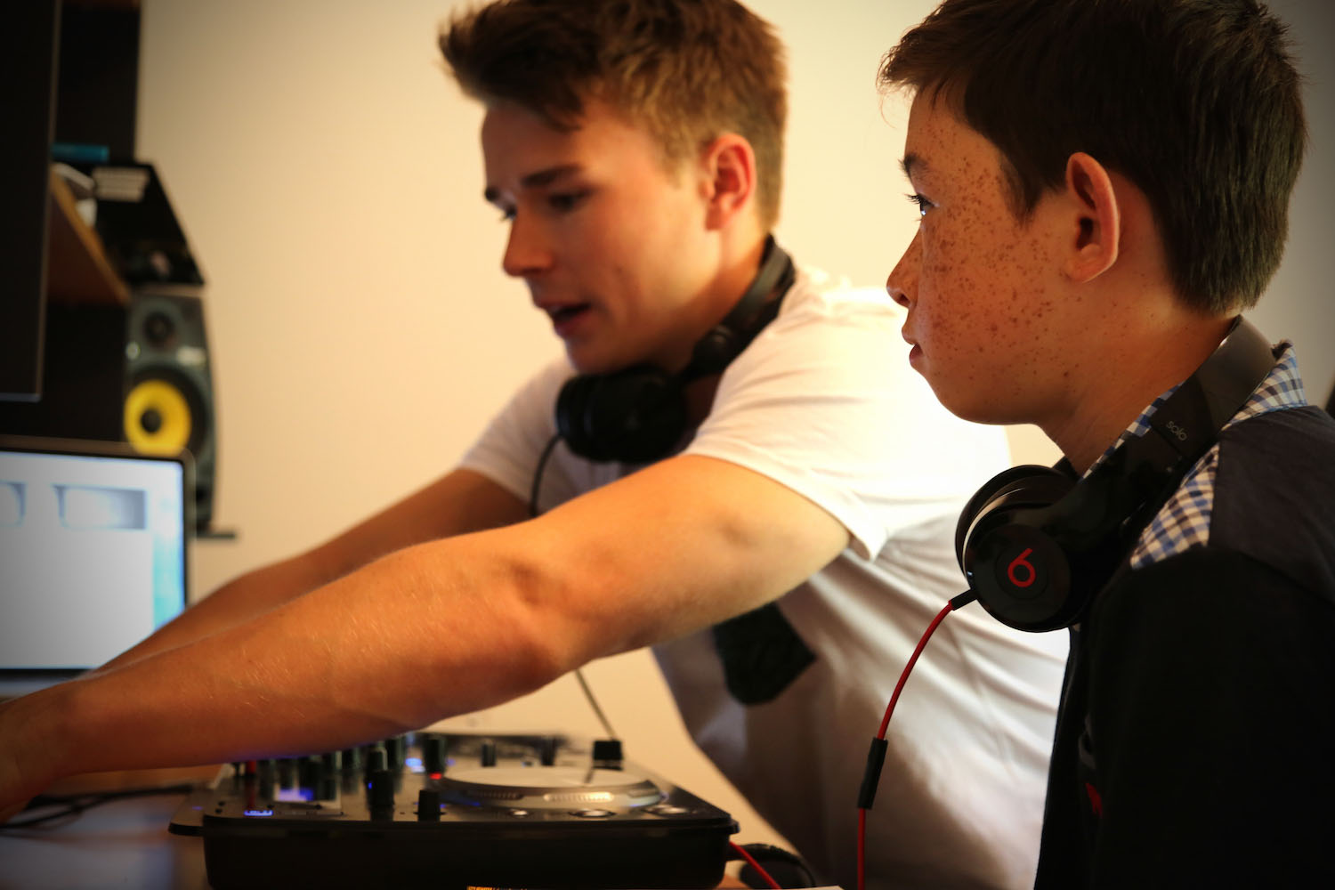 Kids DJ Classes in Sydney - Nathan